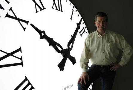 Ian Macartney, LUMICHRON Tower Clocks, Architect Clock