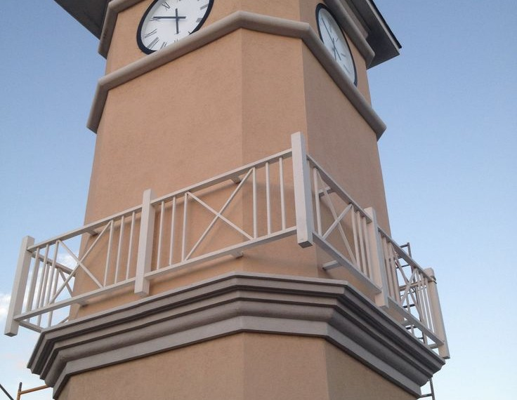 Tower Clock, Outdoor Clock