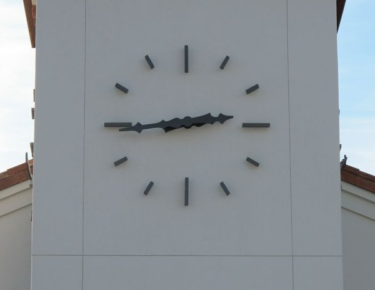 Tower Clock, Skeletal Clock