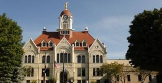 Oconto County Courthouse Clock Restoration