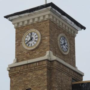 Verona, Wisconsin - clock tower