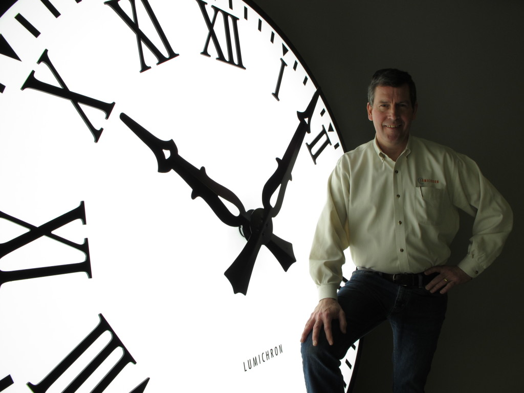 about us, about Lumichron clock company, Tower clocks