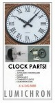 Tower Clock Parts, Outdoor Clock Parts, Billboard Clock Parts,Heavy-Duty Tower Clock Parts