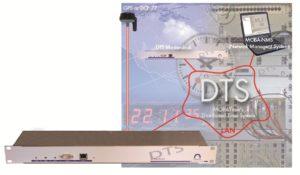 DTS 4128 Timeserver