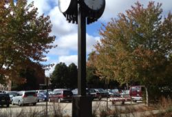 Vernon H. Koehler Memorial Clock at Concordia University