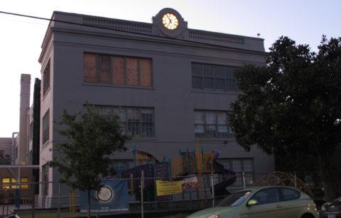 School Clock, Historic Clock, Seth Thomas