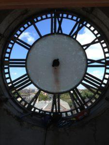 Clock Dial, Polycarbonate, Clock Restoration
