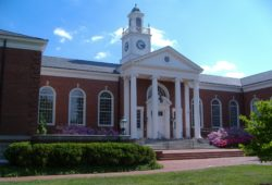 Lancaster Hall at Longwood University