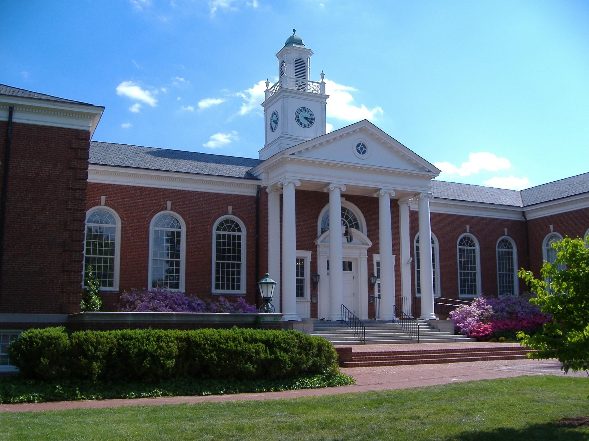 Longwood Univesity, Lancaster Hall, Clock renovation