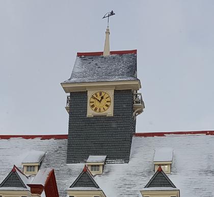 Historic Old #1 Fire Hall, Regina, SK
