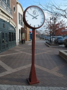 POST and STREET CLOCKS